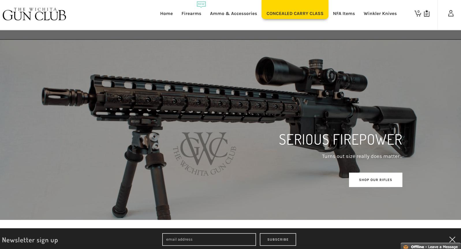 The Wichita Gun Club