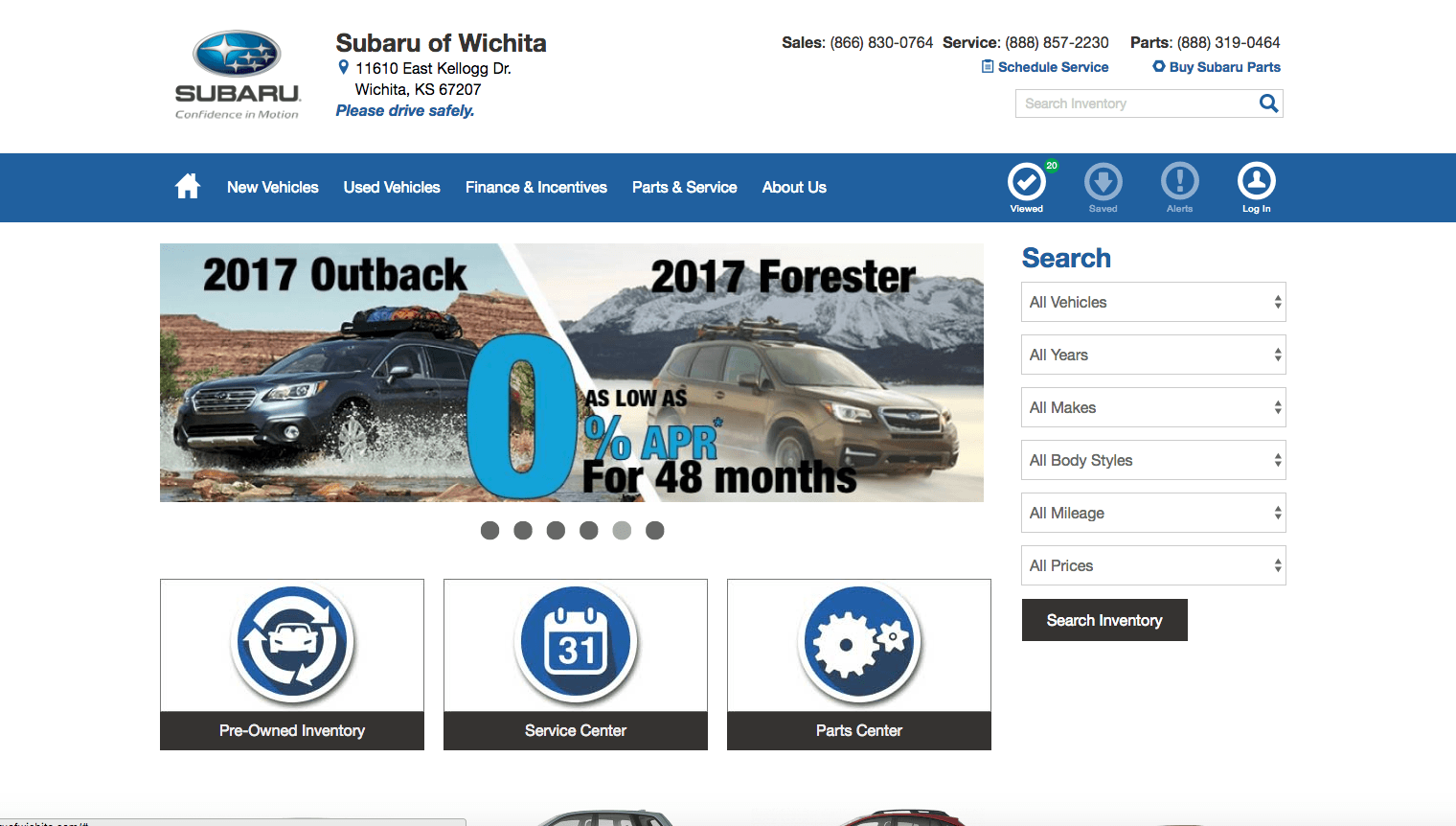 Subaru of Wichita