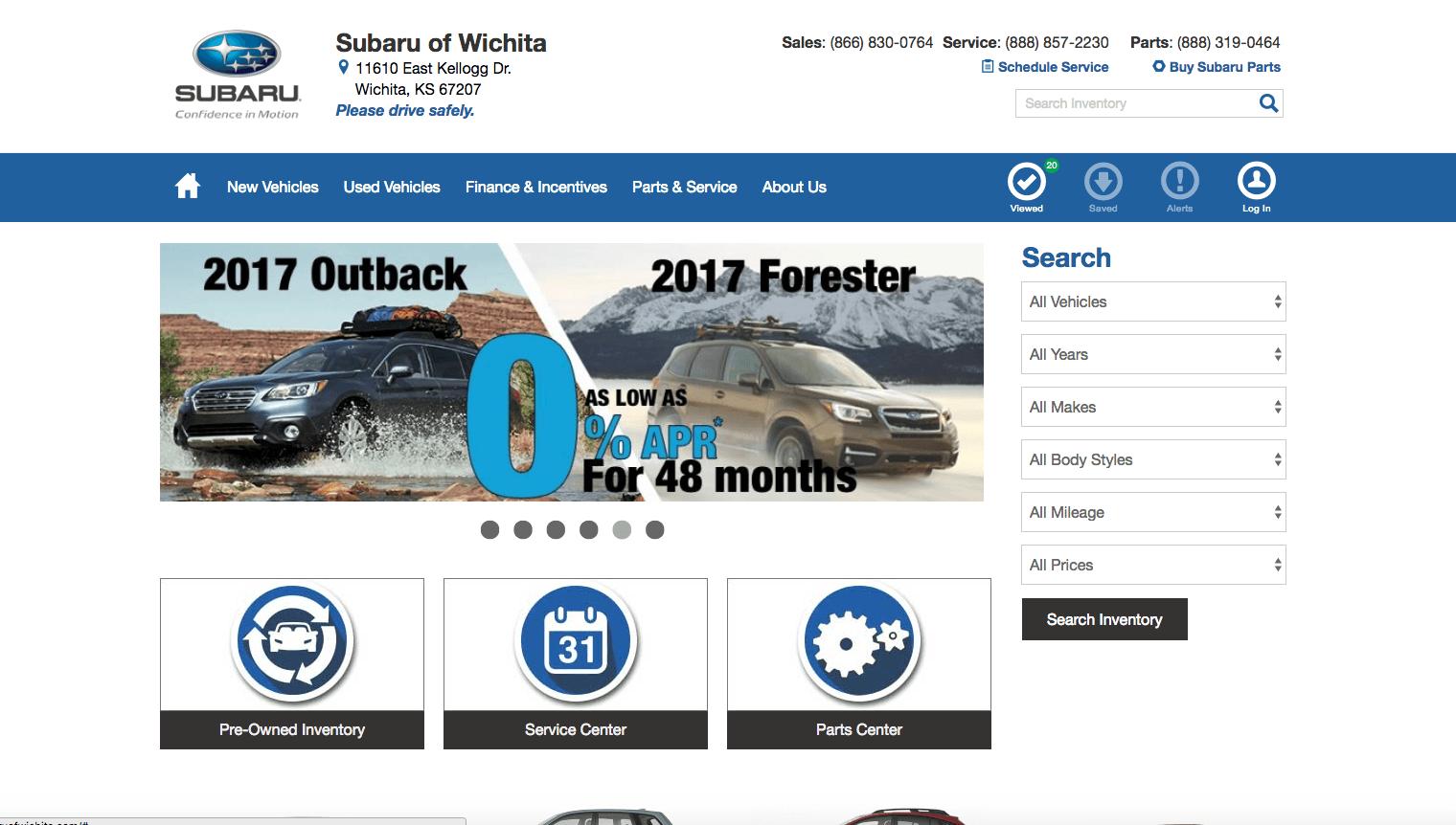 Subaru of Wichita